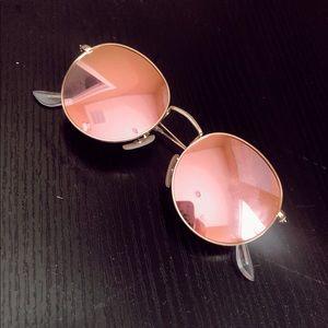Accessories - pink sunnies